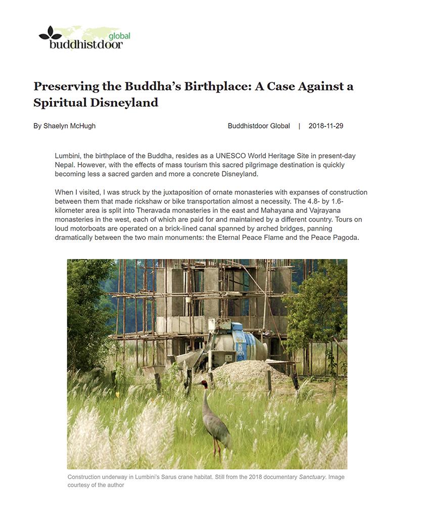 BuddhistGlobalDoor